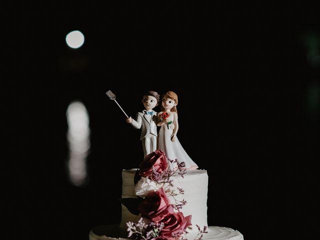 Il matrimonio di Tommaso e Chiara a Montaione, Firenze 61