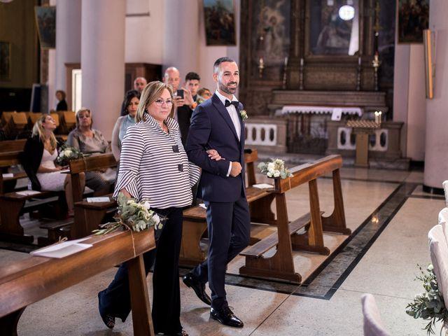 Il matrimonio di Silvia e Michele a Milano, Milano 23