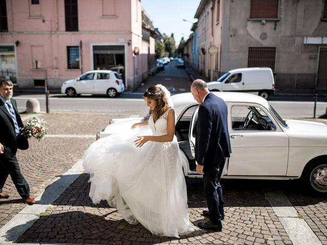 Il matrimonio di Silvia e Michele a Milano, Milano 26