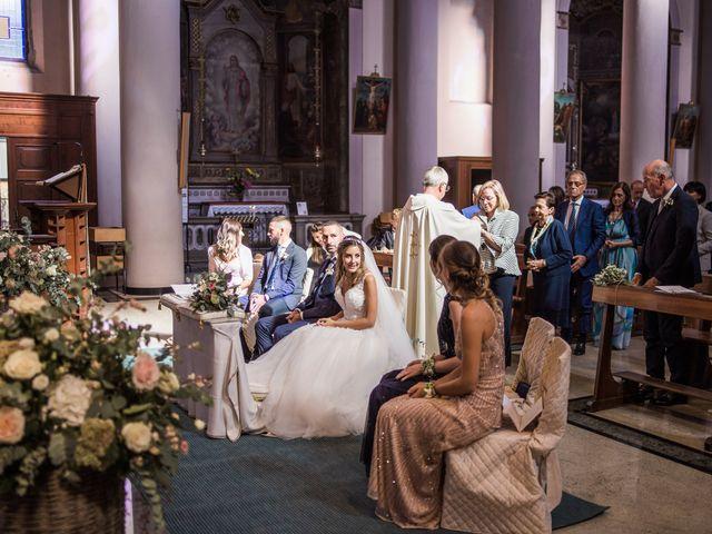 Il matrimonio di Silvia e Michele a Milano, Milano 35