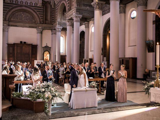 Il matrimonio di Silvia e Michele a Milano, Milano 36