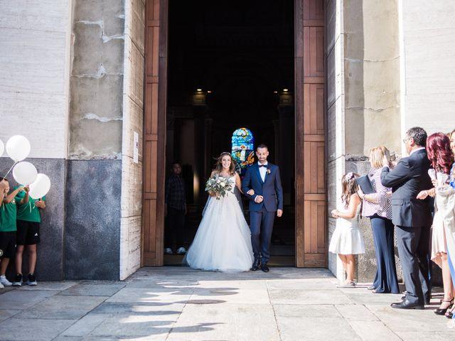 Il matrimonio di Silvia e Michele a Milano, Milano 37