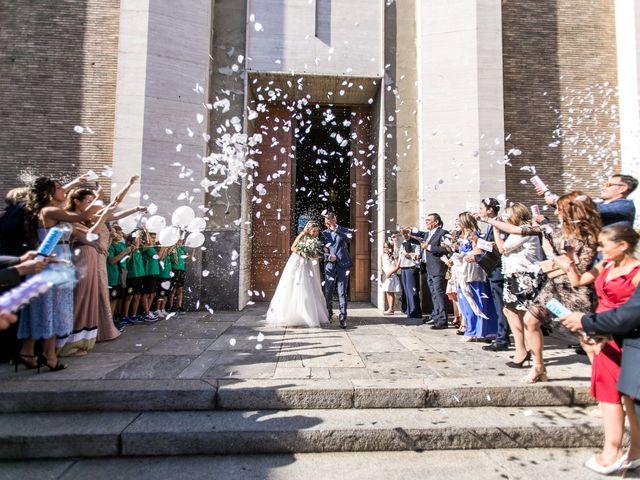 Il matrimonio di Silvia e Michele a Milano, Milano 38