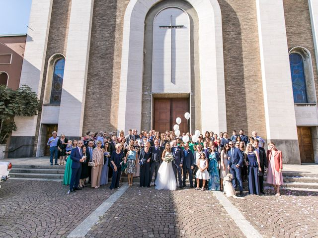Il matrimonio di Silvia e Michele a Milano, Milano 39