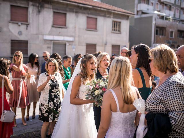 Il matrimonio di Silvia e Michele a Milano, Milano 40