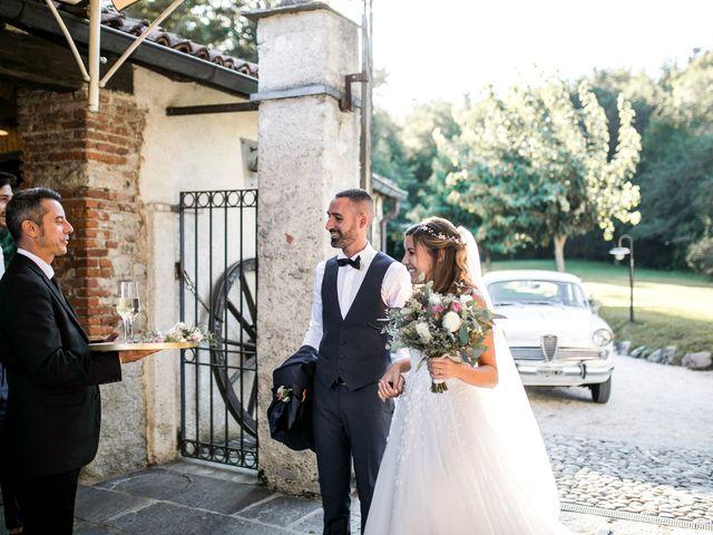 Il matrimonio di Silvia e Michele a Milano, Milano 55