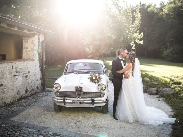 Il matrimonio di Silvia e Michele a Milano, Milano 57