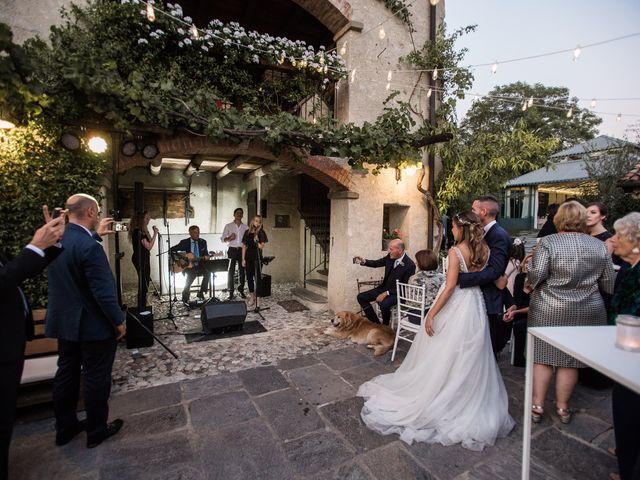 Il matrimonio di Silvia e Michele a Milano, Milano 76