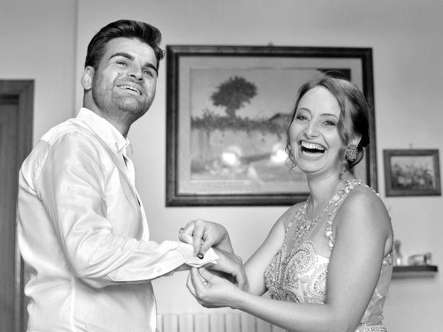 Il matrimonio di Antonio e Valentina a Villa Castelli, Brindisi 5