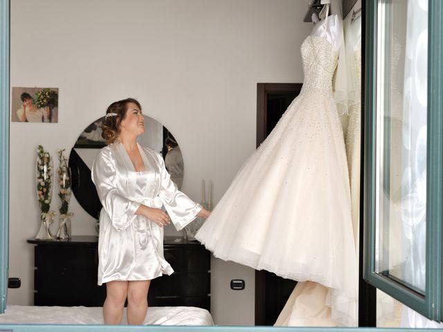 Il matrimonio di Antonio e Valentina a Villa Castelli, Brindisi 7