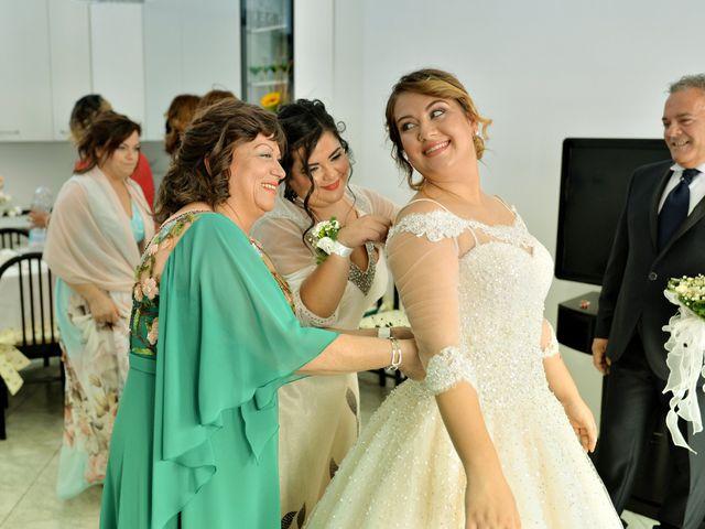 Il matrimonio di Antonio e Valentina a Villa Castelli, Brindisi 10