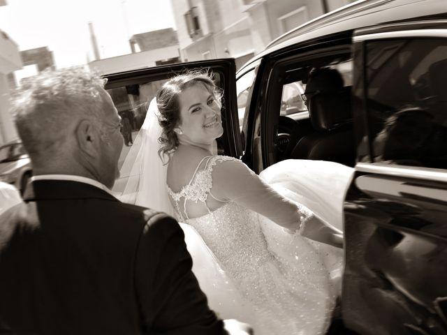 Il matrimonio di Antonio e Valentina a Villa Castelli, Brindisi 11