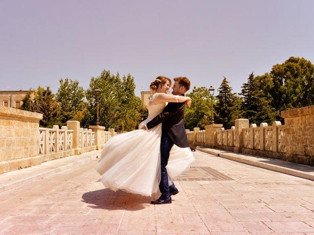 Il matrimonio di Antonio e Valentina a Villa Castelli, Brindisi 12