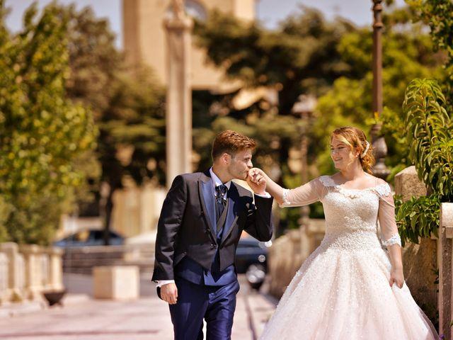 Il matrimonio di Antonio e Valentina a Villa Castelli, Brindisi 13