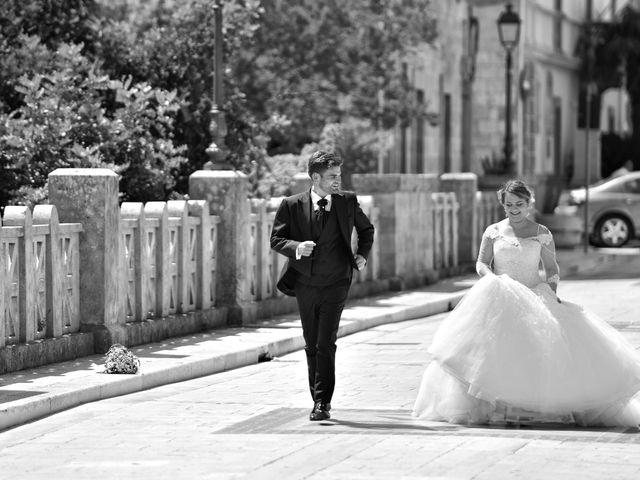 Il matrimonio di Antonio e Valentina a Villa Castelli, Brindisi 14