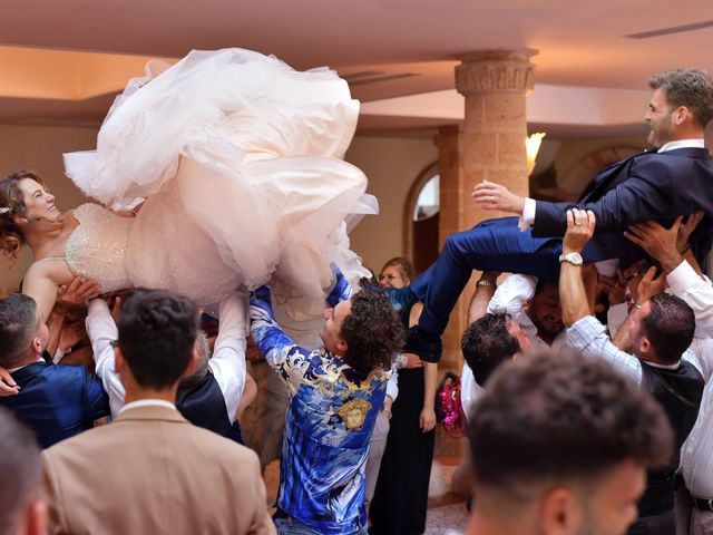 Il matrimonio di Antonio e Valentina a Villa Castelli, Brindisi 19