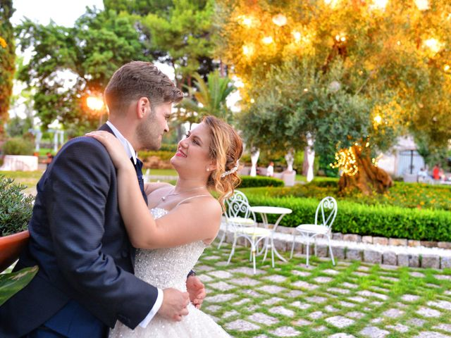 Il matrimonio di Antonio e Valentina a Villa Castelli, Brindisi 1