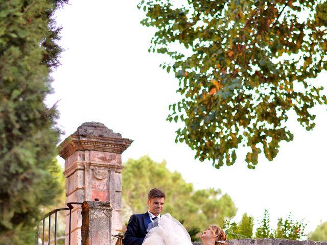 Il matrimonio di Antonio e Valentina a Villa Castelli, Brindisi 20