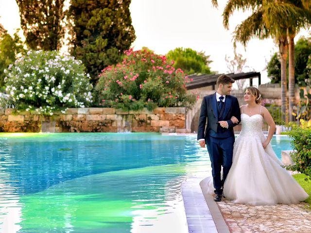 Il matrimonio di Antonio e Valentina a Villa Castelli, Brindisi 21