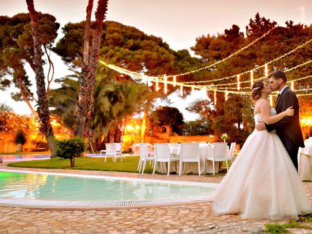 Il matrimonio di Antonio e Valentina a Villa Castelli, Brindisi 22