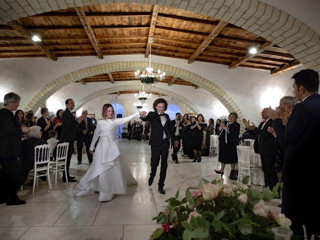 Il matrimonio di Gianluca e Daniela a Lucera, Foggia 15