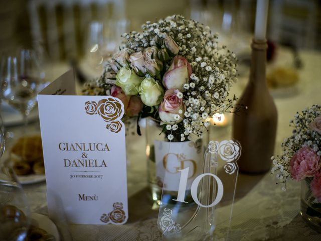 Il matrimonio di Gianluca e Daniela a Lucera, Foggia 21