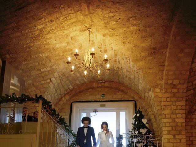 Il matrimonio di Gianluca e Daniela a Lucera, Foggia 23