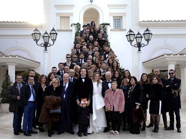 Il matrimonio di Gianluca e Daniela a Lucera, Foggia 24
