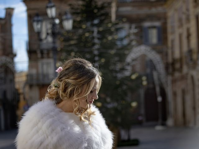 Il matrimonio di Gianluca e Daniela a Lucera, Foggia 26