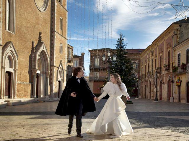 Il matrimonio di Gianluca e Daniela a Lucera, Foggia 27