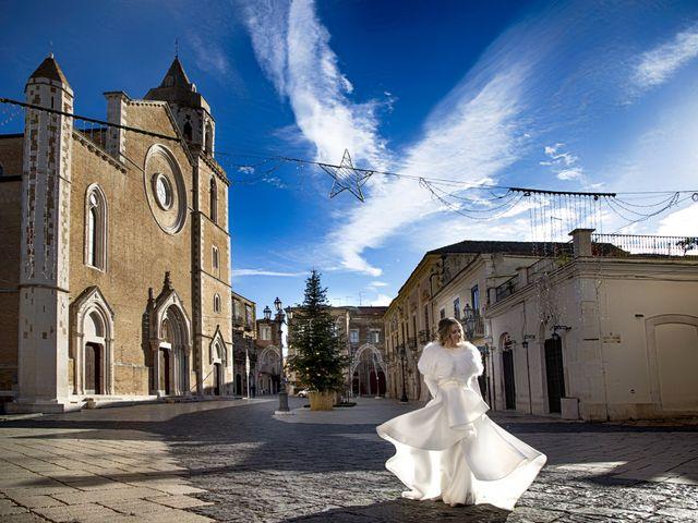 Il matrimonio di Gianluca e Daniela a Lucera, Foggia 28