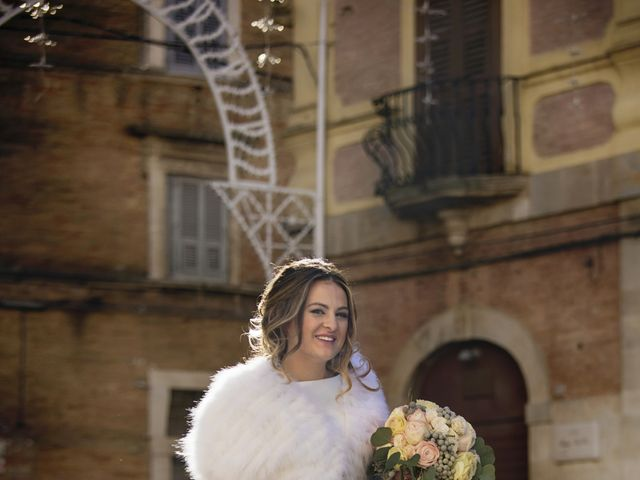 Il matrimonio di Gianluca e Daniela a Lucera, Foggia 31