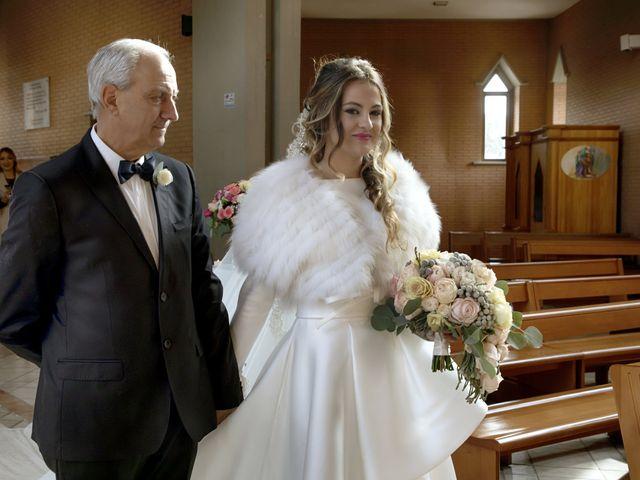 Il matrimonio di Gianluca e Daniela a Lucera, Foggia 34