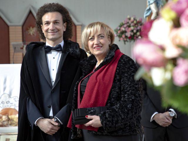 Il matrimonio di Gianluca e Daniela a Lucera, Foggia 35