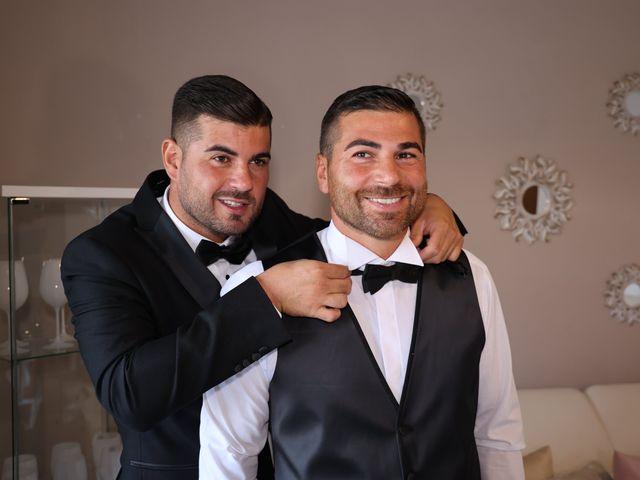 Il matrimonio di Dora e Fausto a Bacoli, Napoli 2