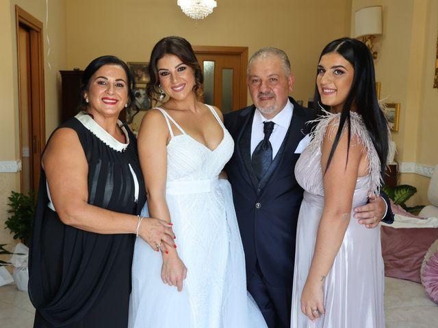 Il matrimonio di Dora e Fausto a Bacoli, Napoli 34