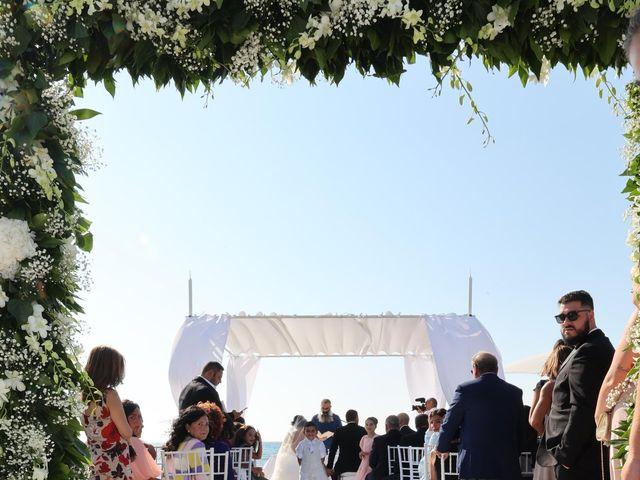 Il matrimonio di Dora e Fausto a Bacoli, Napoli 1