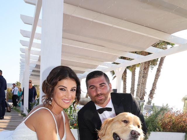 Il matrimonio di Dora e Fausto a Bacoli, Napoli 42