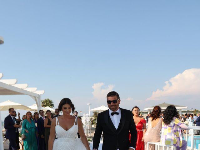 Il matrimonio di Dora e Fausto a Bacoli, Napoli 43