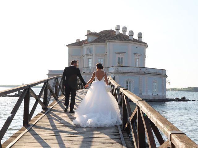 Il matrimonio di Dora e Fausto a Bacoli, Napoli 48