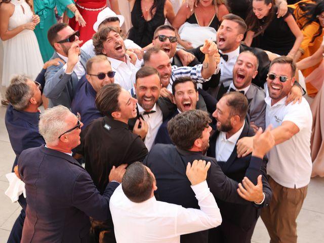 Il matrimonio di Dora e Fausto a Bacoli, Napoli 53