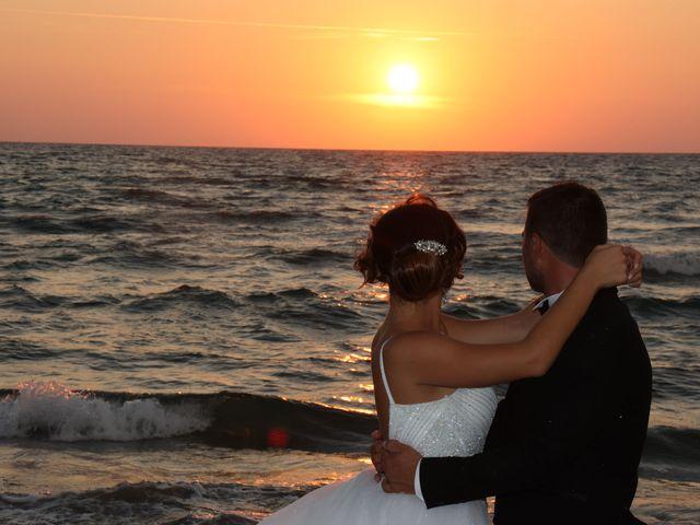 Il matrimonio di Dora e Fausto a Bacoli, Napoli 56