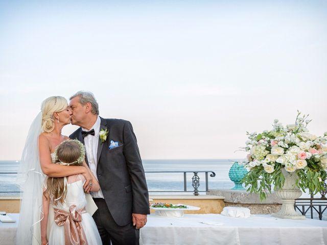 Le nozze di Karen e Martin