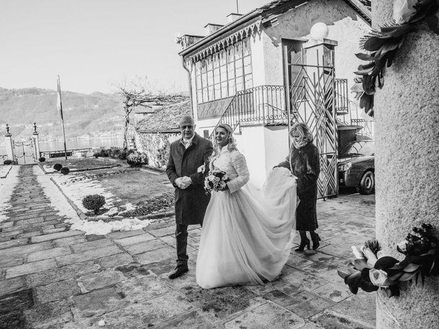 Il matrimonio di Matteo e Francesca a Orta San Giulio, Novara 3