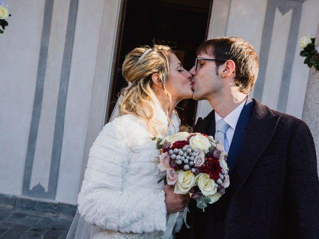 Il matrimonio di Matteo e Francesca a Orta San Giulio, Novara 6