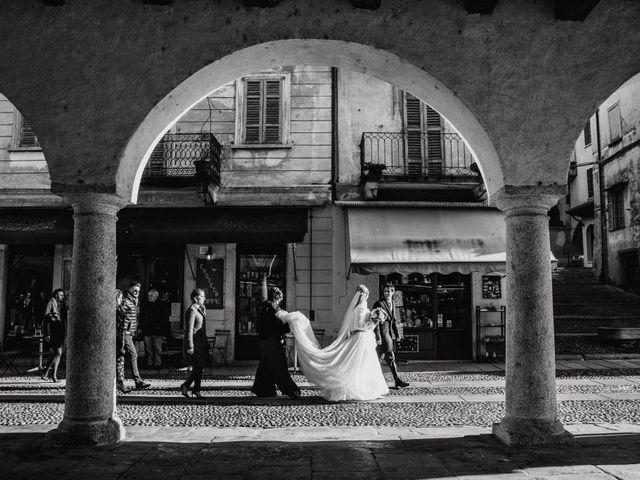 Il matrimonio di Matteo e Francesca a Orta San Giulio, Novara 7