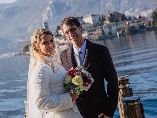 Il matrimonio di Matteo e Francesca a Orta San Giulio, Novara 10