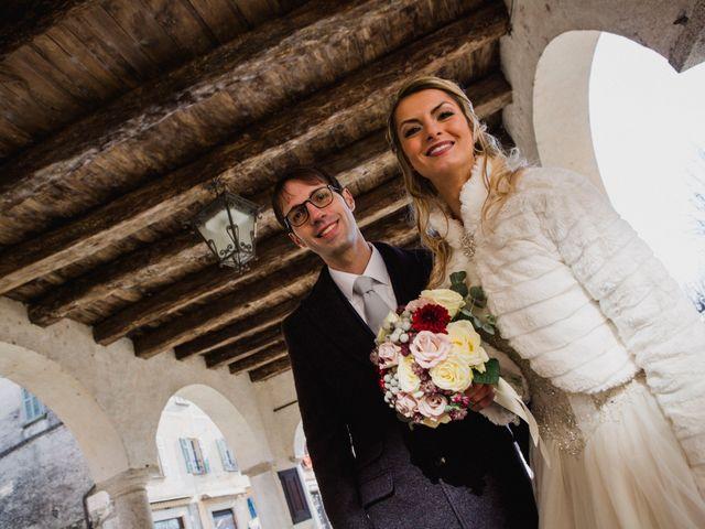 Il matrimonio di Matteo e Francesca a Orta San Giulio, Novara 12