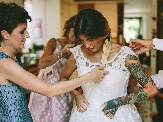 Il matrimonio di Michele e Gaia a Lecco, Lecco 30