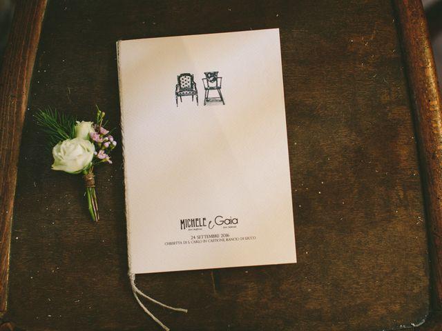 Il matrimonio di Michele e Gaia a Lecco, Lecco 39